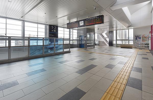 JR摩耶駅4