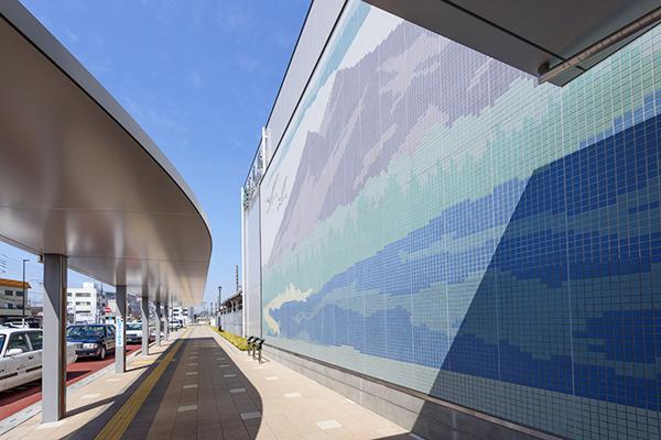 JR石岡駅2