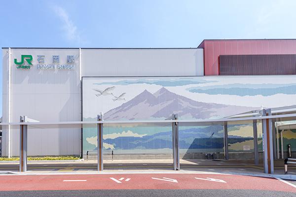 JR石岡駅3