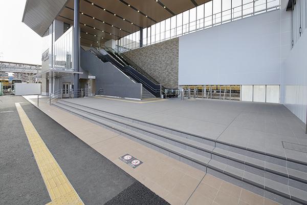 JR岩国駅1