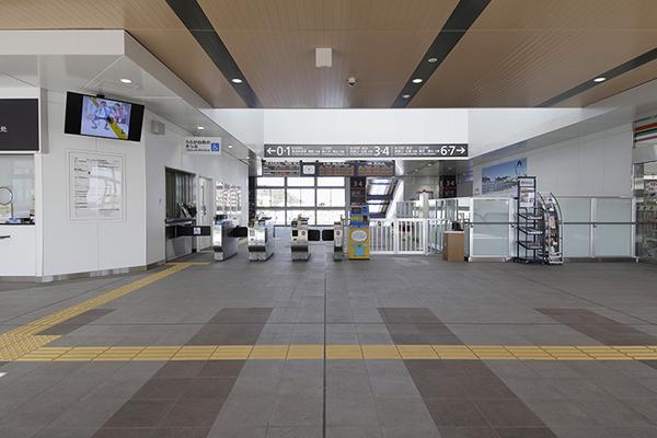 JR岩国駅4