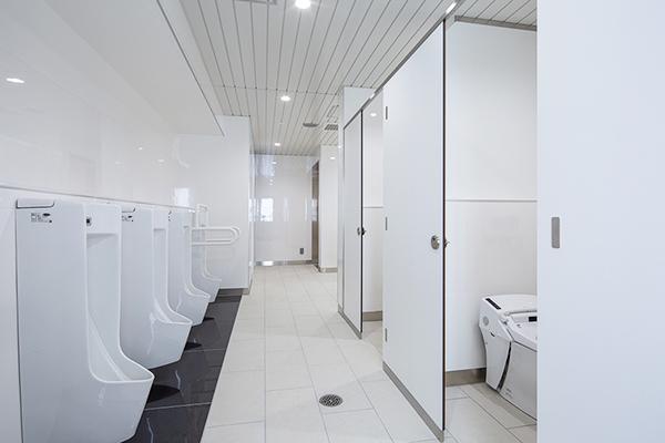 JR東海道本線豊橋駅トイレ改修工事2