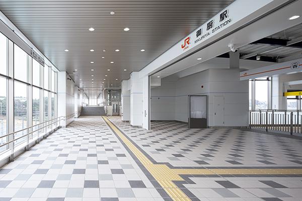 JR御厨駅1