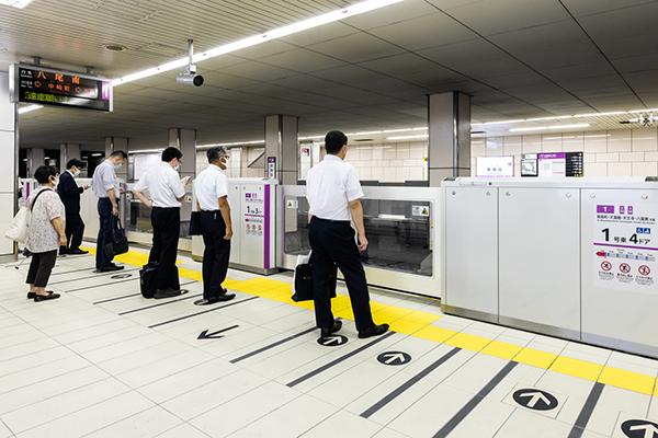 Osaka Metro 東梅田駅3