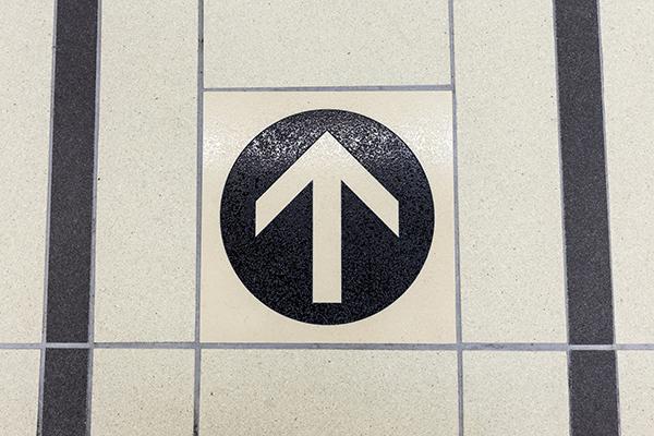 Osaka Metro 東梅田駅4