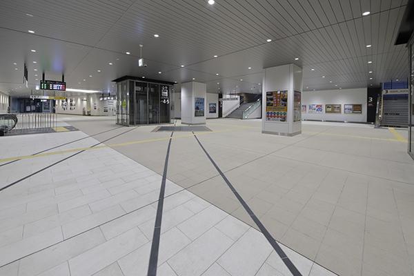 JR折尾駅