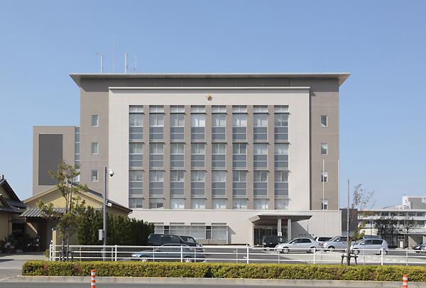 高松南警察署新庁舎2