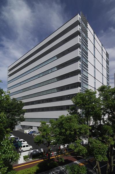 千葉裁判所合同庁舎新館1