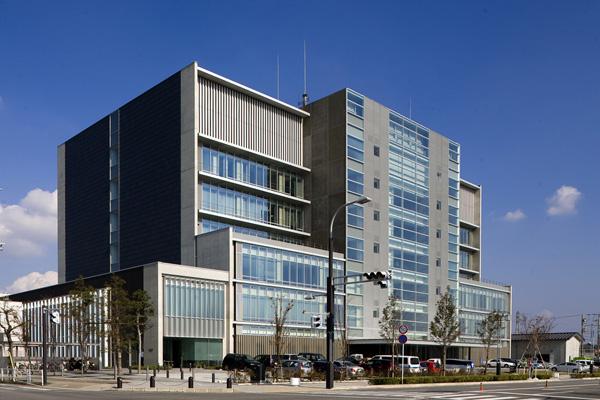 西尾市新庁舎2