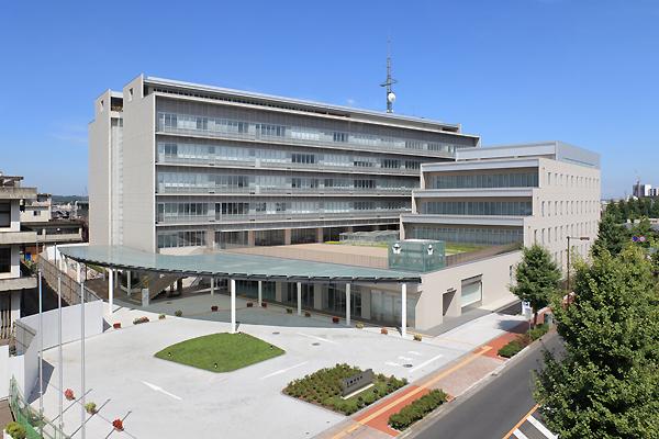 青梅市新庁舎2