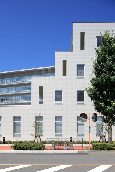 青梅市新庁舎3