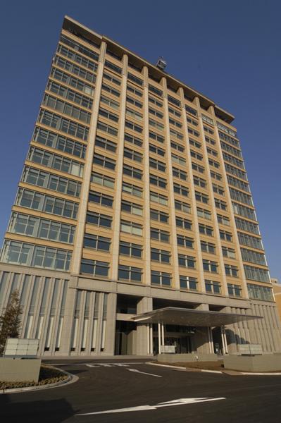 栃木県庁本館