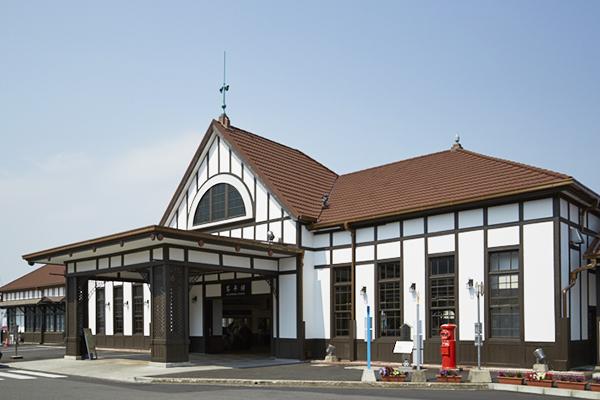 JR琴平駅2