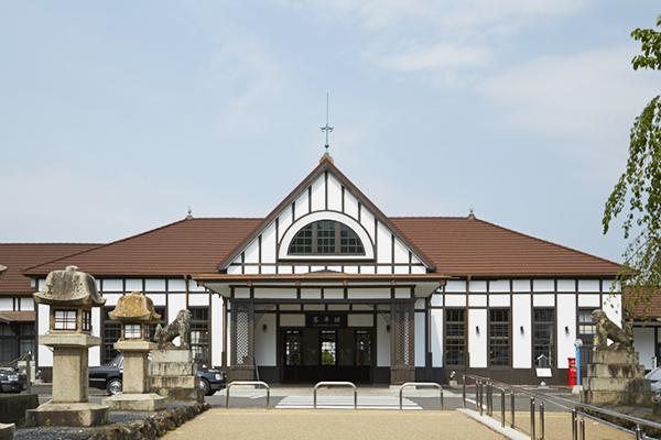 JR琴平駅1