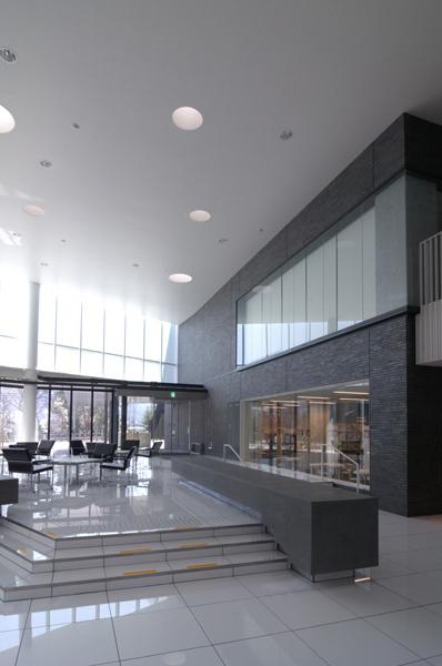 富士五湖文化センター・富士吉田市民会館・富士吉田市立図書館1
