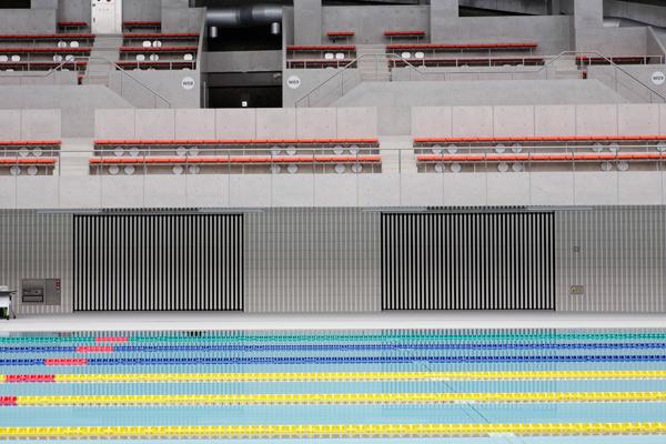 山口きらら博記念公園水泳プール1