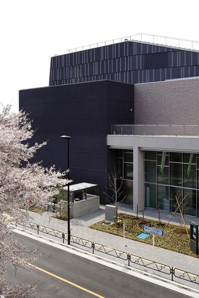 羽村市生涯学習センター「ゆとろぎ」