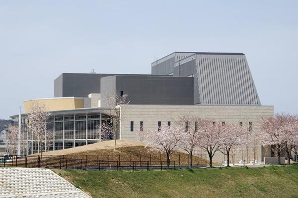 三田市総合文化センター(郷の音ホール)3