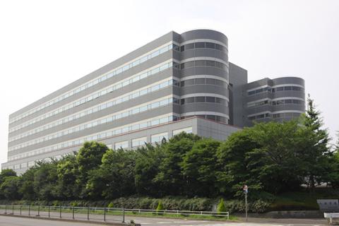 東京都中央卸売市場 大田市場事務棟内 東京青果株式会社1