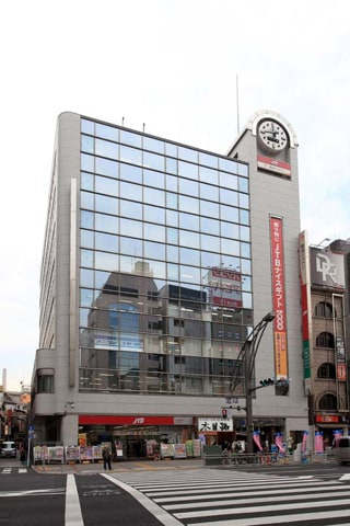 JTB・損保ジャパン上野共同ビル1