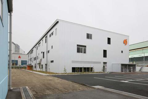 関西熱化学 大浜統合建屋1
