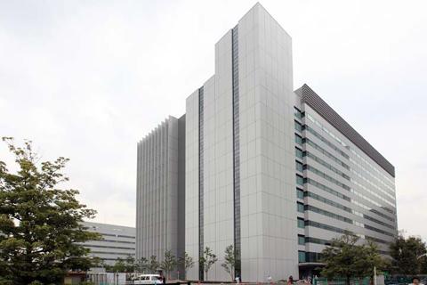 NEC玉川ソリューションセンター1