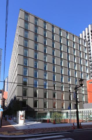 東京建物八重洲ビル オフィストイレ