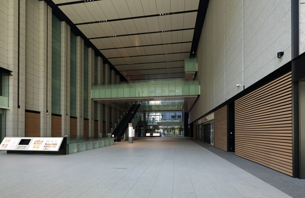 大手町フィナンシャルシティ(内観)1