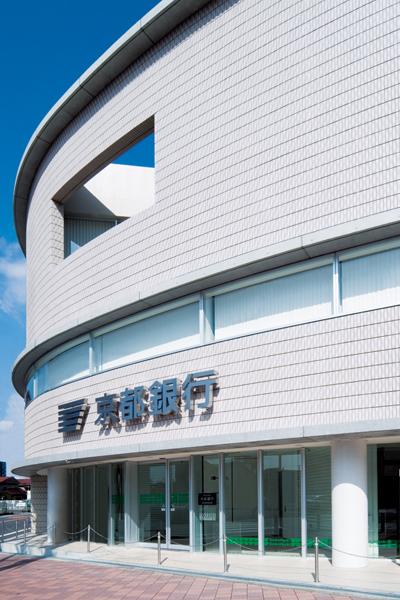 京都銀行鴻池新田支店1