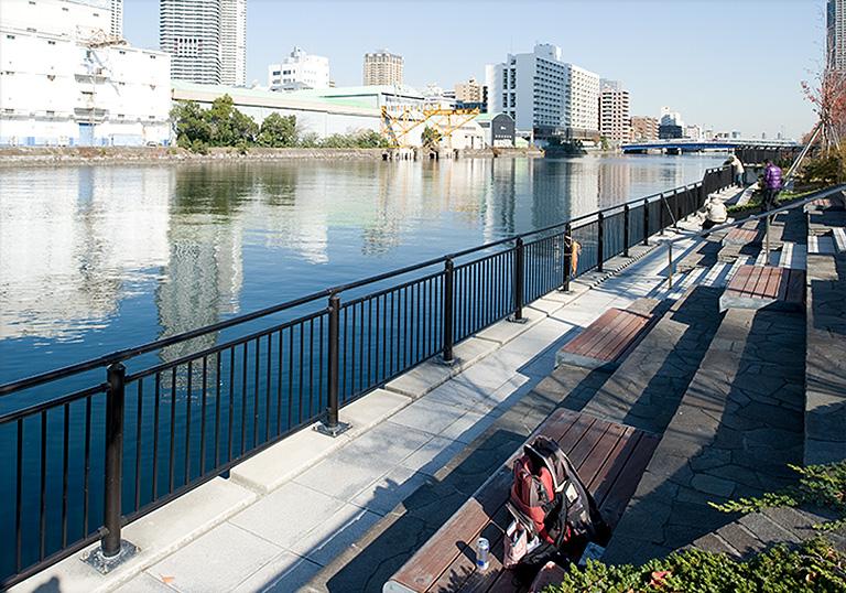 黎明橋公園4