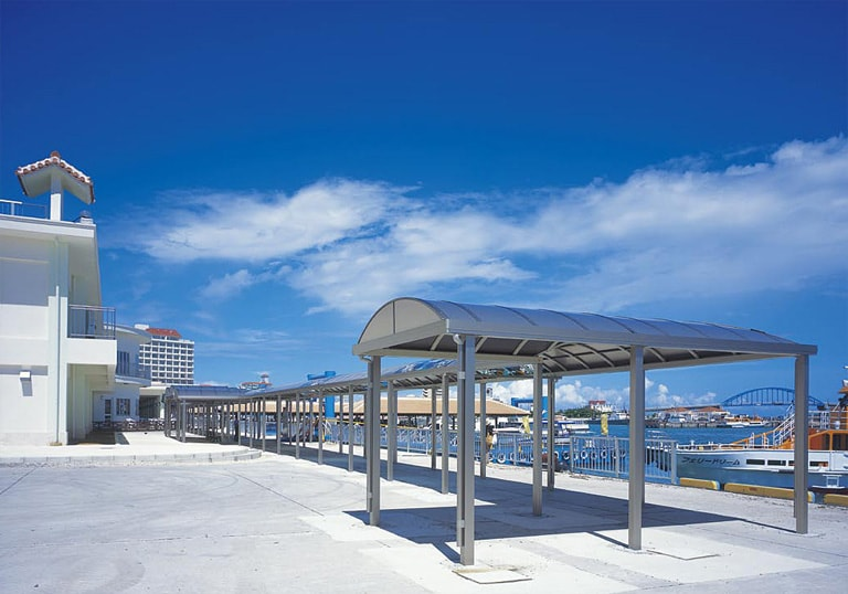 石垣港離島桟橋1