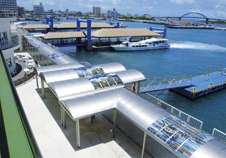 石垣港離島桟橋2