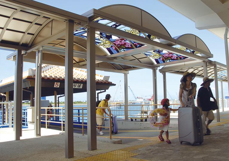 石垣港離島桟橋3