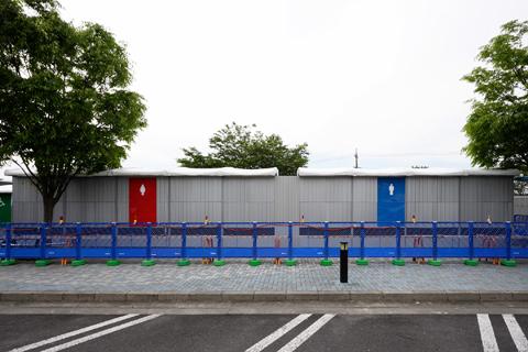 NEXCO中日本 日本坂パーキングエリア1