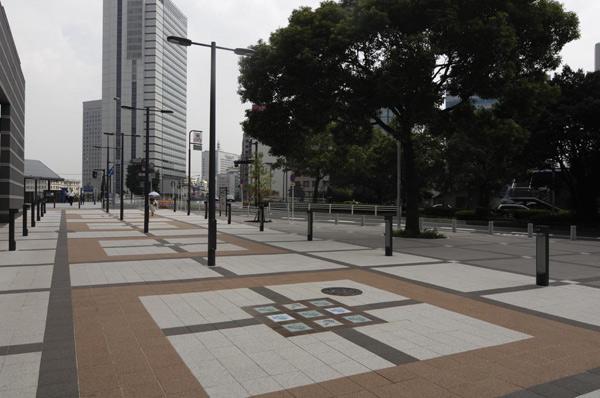 桜木町駅周辺整備工事2