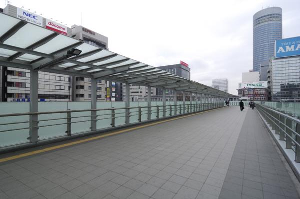 都市計画道路環状2号線(新横浜北口地区)2