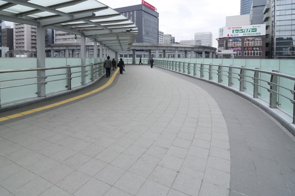 都市計画道路環状2号線(新横浜北口地区)3
