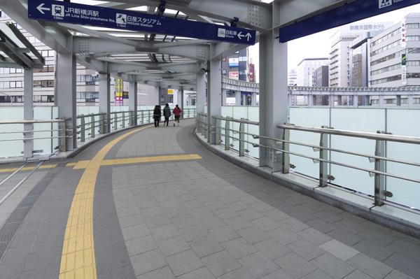 都市計画道路環状2号線(新横浜北口地区)4