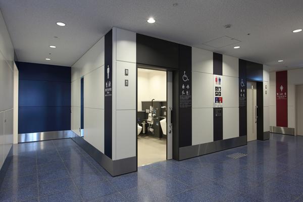 東京国際空港国際線地区旅客ターミナルビル9