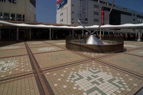 町田3号デッキ