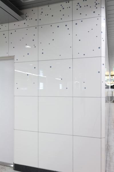 東京メトロ副都心線 明治神宮前駅2