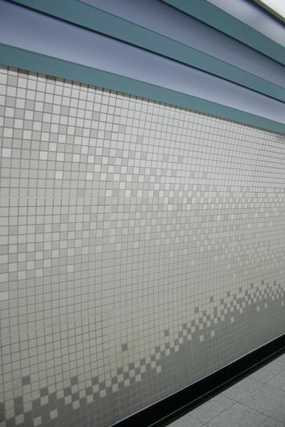 東京メトロ副都心線 西早稲田駅1