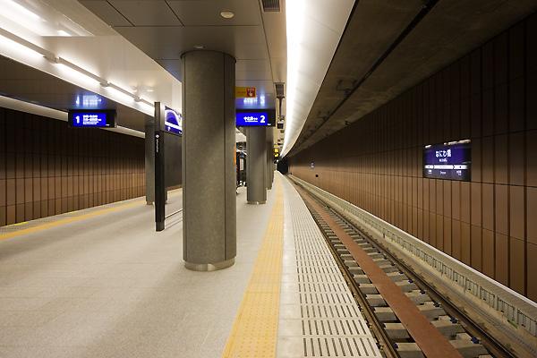 京阪電車中之島線 なにわ橋駅2