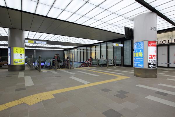 京王井の頭線吉祥寺駅2