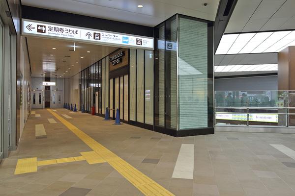 京王井の頭線吉祥寺駅3