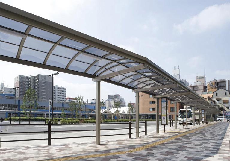 新小岩駅東北広場1
