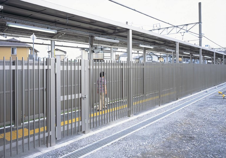 東武鉄道 東毛呂駅1