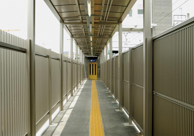 東武鉄道 東毛呂駅2