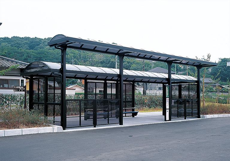 嘉麻市バス 生涯学習館・他 バス停3
