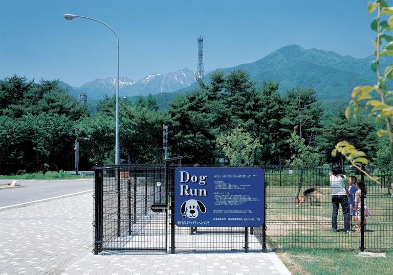 中央自動車道 駒ケ岳サービスエリア1